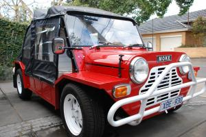 Mini Moke 1980 Restored NOT Californian