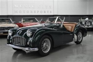 RESTORED TR3 Outlaw with a Great Look and GREAT DRIVE!!!