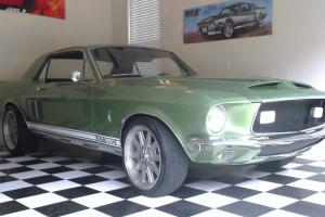 1968 Shelby GT350 Coupe Tribute GT500 KR 1967 Eleanor Export OK 65 66 67 68