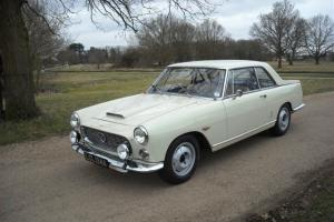 Lancia Flaminia Pininfarina Coupe 3B 2,8 1963 Unrestored Vintage Rally Prepared
