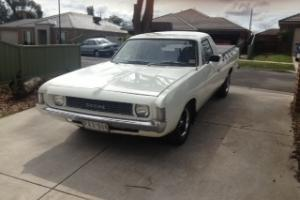 Dodge VH Valiant Utility 1972 Matching Numbers in in Central Highlands, VIC