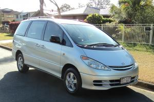Toyota Tarago GLX 12 2002 Automatic 8 Seater Wagon in in Brisbane, QLD