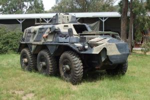 Saracen APC in in Northern, NSW  Photo