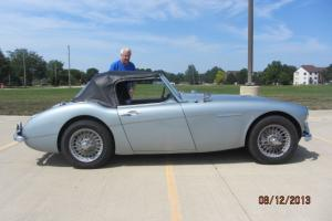 1962 AUSTIN HEALEY 3000 Mark II BT7 Photo