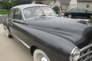 1949 Cadillac  Sedan, dark green