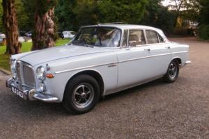 1970 ROVER P5B coupe  Photo