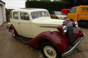 1938 Vauxhall gy25,very rare car,one of less than 20 surviving, not a