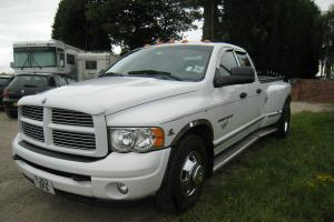 Diesel Dodge Ram pick up truck 3500 Heavy Duty 5.9 cummins rare 6 speed manual