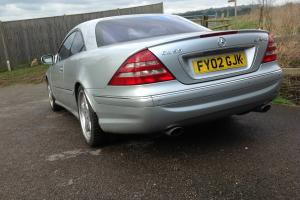 Mercedes Benz CL 55 AMG Coupe ever Concievable Extra Was