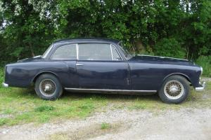 Alvis TD21,1960 Saloon. Barn Find Restoration Project.