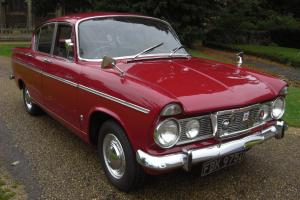 1966 HUMBER SCEPTRE 1725cc  Photo