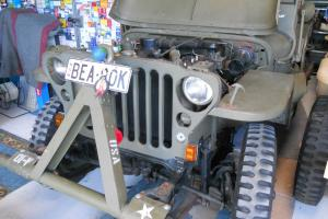 Willys Ford GPW Jeep