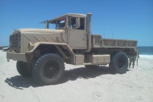 BOBBED 5 TON M923 Military truck