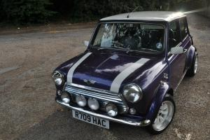 1998 ROVER MINI COOPER ORIGINAL COLOUR