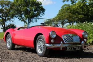 1961 MGA ROADSTER  Photo