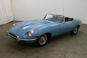 Jaguar E type 1969 roadster, matching numbers, rust free car, both tops Photo