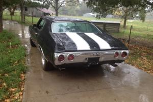 American Muscle CAR Chevvy Chevelle