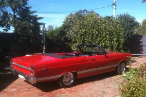 1970 Ford Fairlane 2 Door Convertible in in Goulburn, VIC