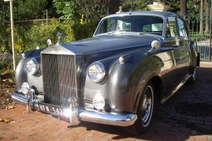 1962 Rolls Royce Silver Cloud II Sedan Australian Delivered