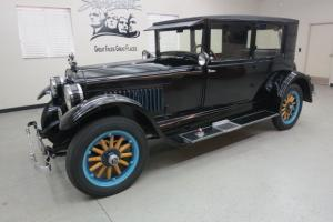 "Very ""Rare"" 1923 Hudson Super Six ""Coach Coupe"" Low miles and freshened interior"