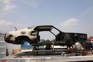 1969 Shelby Mustang GT350 Fastback Ford Project