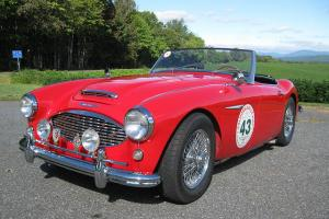 1957 Austin Healey 100-6, Fully Restored, Extra Nice Driver, Ready For Fun! Photo
