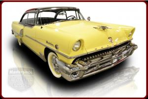 55 Mercury Montclair 292 V8 Engine Generating 198 HP Air Cooled Merc-O-Matic