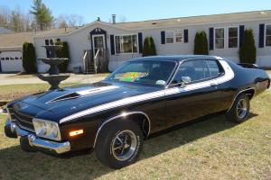 1974 Plymouth Roadrunner Base Coupe 2-Door 6.6L