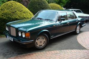 1994 BENTLEY BROOKLANDS AUTO GREEN