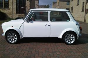 1987 CLASSIC AUSTIN MINI ADVANTAGE WHITE