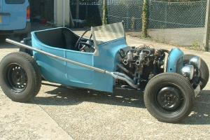 HOT ROD MODEL T MODIFIED / FULL MOT  Photo