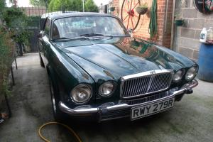 1976 JAGUAR XJ 4.2 C AUTO GREEN  Photo