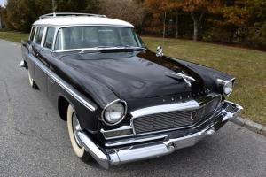 1956 Chrysler New Yorker  Town and Country Station Wagon  in very nice condition