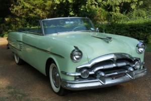 1954 Packard Packard Base Convertible 2-Door (359 ci)