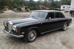 1970 Rolls-Royce silver Shadow all original with parts car