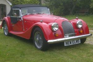 Morgan 4/4 Long door 2 seater