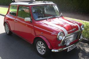 ROVER MINI COOPER - 1275 CC - FULL LENGTH WEBASTO ROOF -59,000 MILES - VERY NICE  Photo