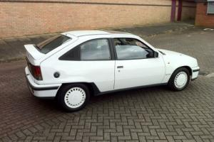 Vauxhall Astra 2.0 GTE mark 2 60000 miles in unbelievable condition