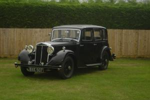 LANCHESTER E18 SALOON 1935 PRE-WAR LOVELY OLD GIRL
