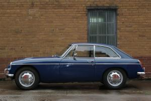 BARGAIN 1968 MGC GT Manual non overdrive. PX Motorcycle/Car.