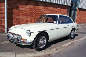 1969 MGC GT 3.0L Manual Fully restored in showroom condition