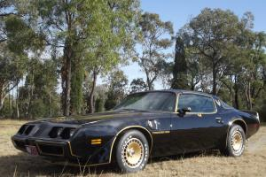 Pontiac Firebird Trans AM 1981