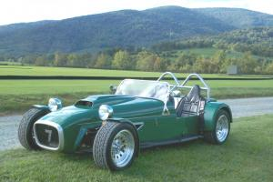 Lotus 7 Replica 2005 Brunton Super Stalker 3.8L V6 0-60 in 3 sec. racing green