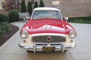 1962 Nash Metropolitan, believed to have only 42K mileage, Nice driver !