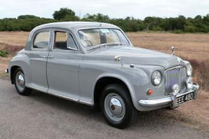 1954 Rover 90 P4, 65000 miles, Only 2 owners from new, Stunning example