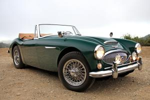 1965 Austin Healey 3000 MKIII BJ8 - Incredibly Original, Numbers Matching BJ8