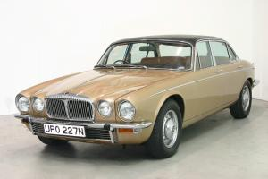 1974 DAIMLER DOUBLE SIX VANDEN PLAS - 62k Miles - Lovely Condition
