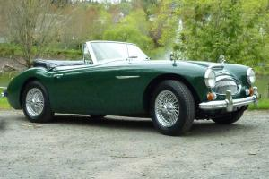 1967  Austin Healey 3000 MKIII BJ8