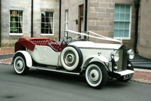 1948 Rolls Royce Tourer, Wedding Car