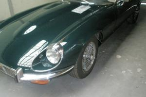 E TYPE JAGUAR  Photo